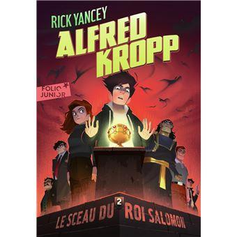 Alfred Kropp, 2:Le sceau du roi Salomon