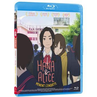 Hana et Alice mènent l'enquête Blu-ray