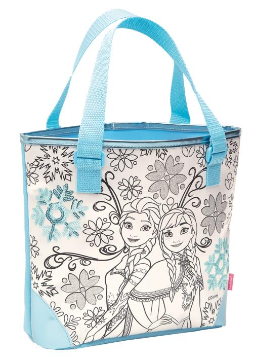 Sac Coloriage Reine Des Neiges.Sac A Main A Colorier Color Me Mine Sequin Frozen La Reine Des