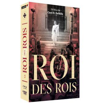 Coffret Le Roi des rois Combo Blu-ray DVD