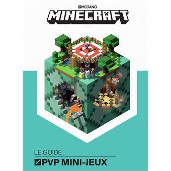 Minecraft -  : Le guide officiel PVP mini jeux
