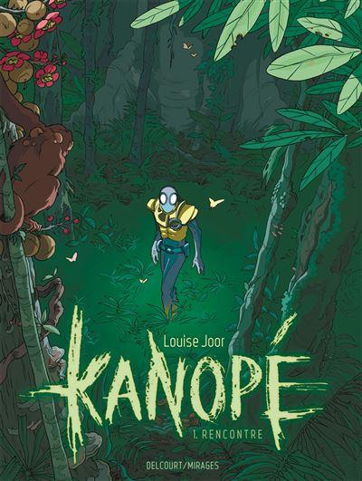 Kanopé - tome 1 - Rencontre
