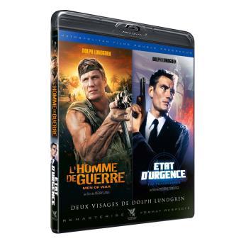 HOMME DE GUERRE/ETAT D URGENCE-BLURAY-FR