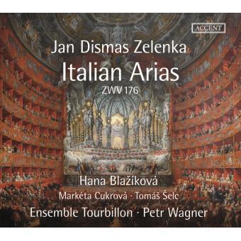 Arias italiennes ZWV 176