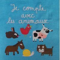 Je compte avec les animaux