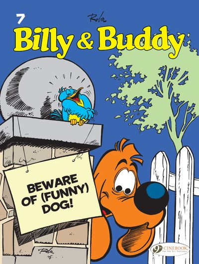Beware of Funny Dog !