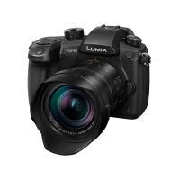Hybride Panasonic Lumix GH5 Noir + Objectif 12-60 mm F/2.8-4.0