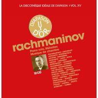 La discothèque idéale de Diapason Volume 15 Œuvres pour piano seul Mélodies Musique de chambre