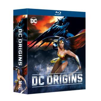 BatmanDC Origin Story Coffret Blu-ray