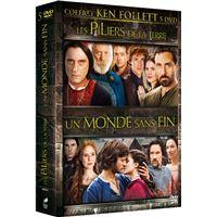 Les Piliers de la Terre - Un monde sans fin Coffret 5 DVD