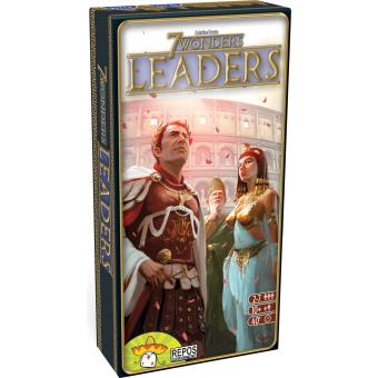 7 WONDERS - EXTENSION - LEADERS