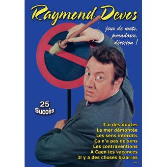 Raymond Devos DVD
