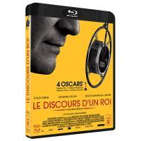 Le Discours d'un Roi - Blu-Ray