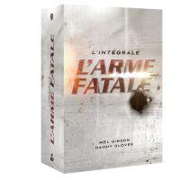 L'Arme fatale L'intégrale DVD