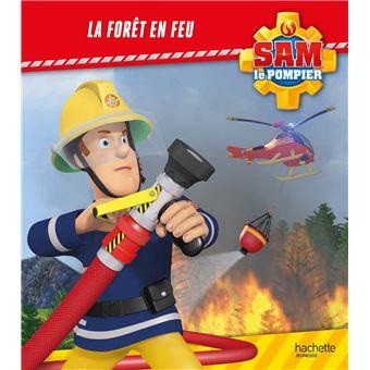 Sam le pompier sam le pompier la for t en feu - Sam le pompier noel ...