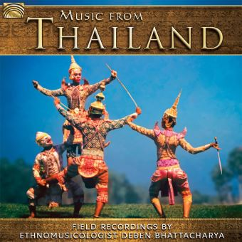 MUSIC FROM THAILAND