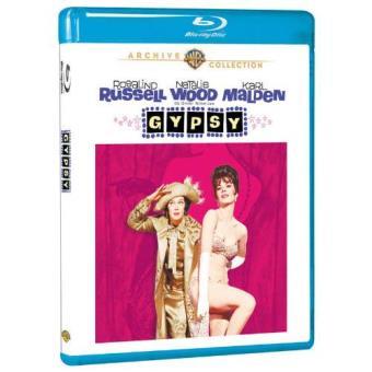 Gypsy Vénus de Broadway Blu-ray