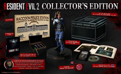 Resident Evil 2 Edition Collector PS4