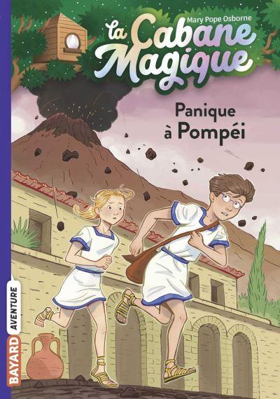 La cabane magique, Tome 08 - Panique à Pompéi - 9791036325601 - 4,99 €