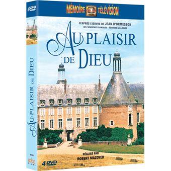 Au Plaisir de DieuAu plaisir de Dieu L'intégrale de la série Coffret DVD