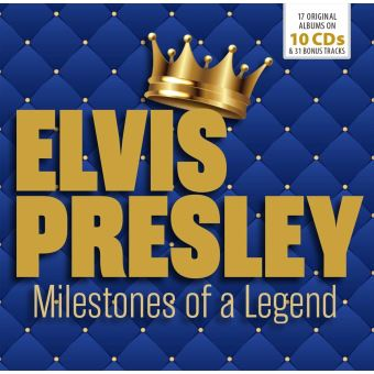 MILESTONES OF A LEGEND/10CD