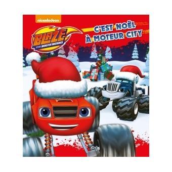 Blaze et les Monster MachinesBlaze - C'est Noël à Motor City