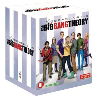 The Big Bang TheoryBIG BANG THEORY S1-9-INTEGRALE-FR
