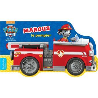 Pat' PatrouilleMarcus le pompier