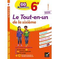 Le tout-en-un 6ème Cycle 3 Workbook