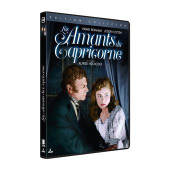 Les Amants du Capricorne DVD