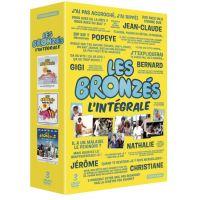 Coffret Les Bronzés L'intégrale DVD