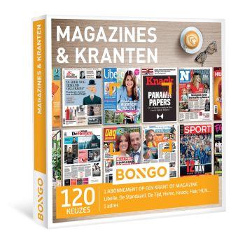 Bongo Magazines Kranten