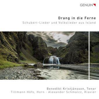 Lieder de Schubert et mélodies populaires d'Islande