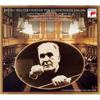 Bruno Walter and Wiener Philharmoniker