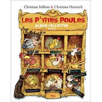 Les p'tites poulesAlbum collector