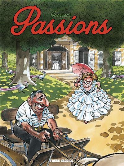 Georges et Louis romanciers - Passions