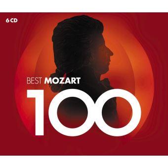 100 BEST MOZART/6CD