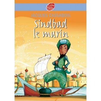 Le Livre De Poche Jeunesse Sinbad Le Marin