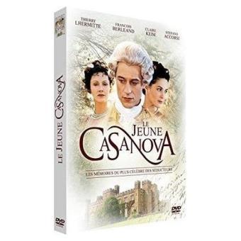 Le jeune Casanova - DVD