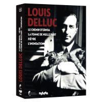 Coffret Delluc 4 films DVD