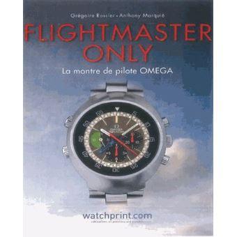 Flightmaster only la montre de pilote omega