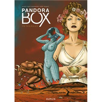 Pandora box7 péchés capitaux et L'espérance