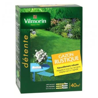VILMORIN FND GAZON RUSTIQUE 1KG*********