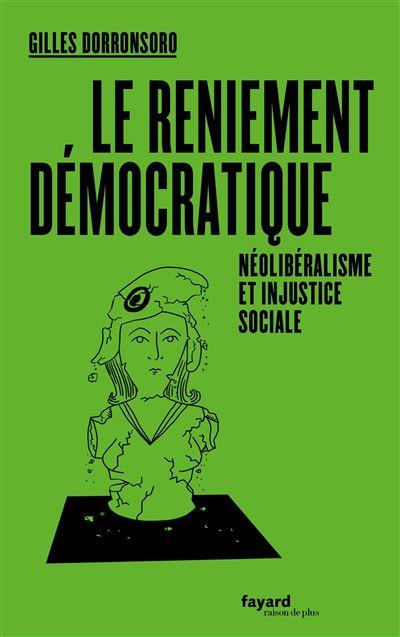 Le reniement démocratique