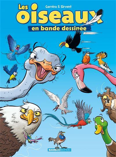 Les Oiseaux en BD