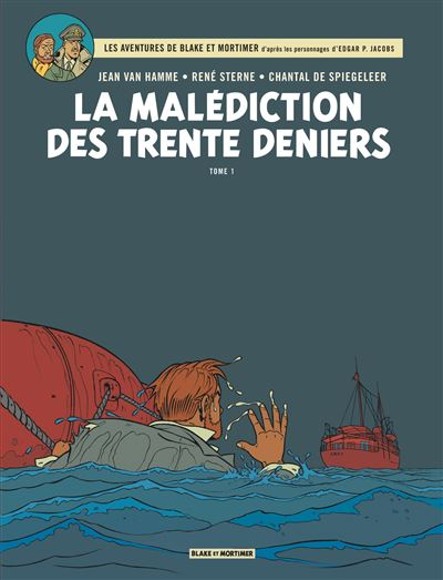 Blake & Mortimer - Tome 19 - La Malédiction des Trente Deniers