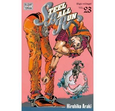 Jojo's bizarre adventure - Jojo s - steel ball run - tome 23