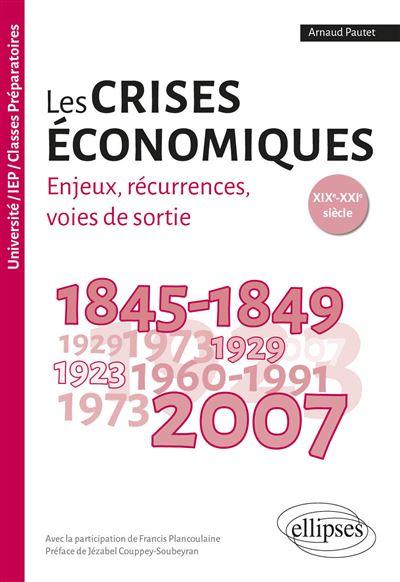 Les crises économiques XIXe-XXIe