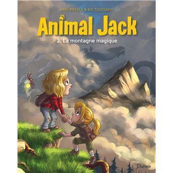Animal JackAnimal Jack - La montagne magique