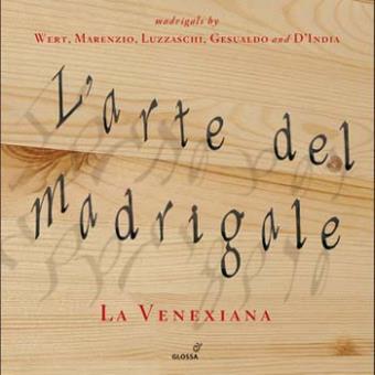 Arte del madrigale/9 cd